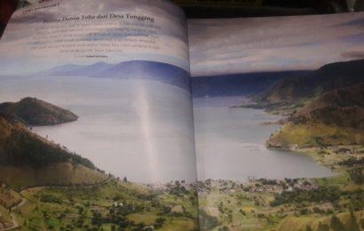 Inilah Pesona Danau Toba dari Desa Tongging