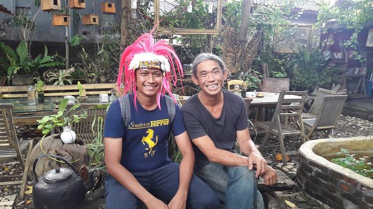 Sensasi Kedamaian di Warung 9 Angels di Ubud