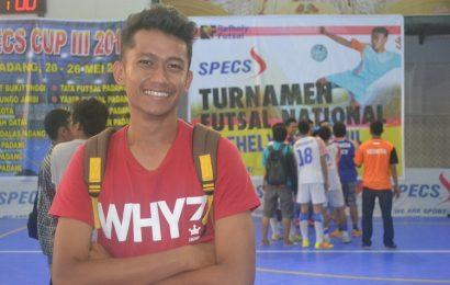 Tour de Padang dan Nonton Rafhely Cup 2013