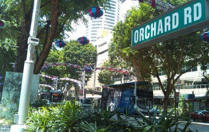 Last Day, Keliling Singapore dengan MRT