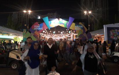 Berburu Kuliner di Festival Asian Games Senayan