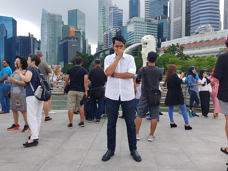 Ke Singapore Cuma Habis 90 ribu? Kok bisa?