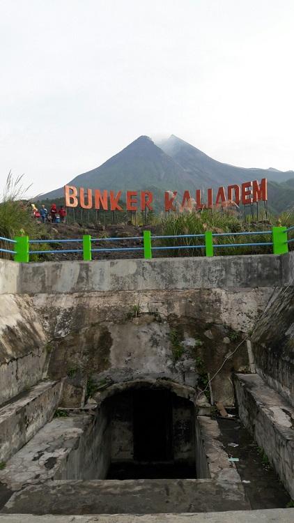Bunker kaliadem yang adem dan serem