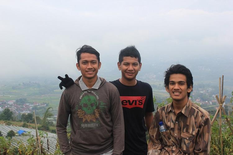 Mendaki Gunung Marapi Sumatra Barat