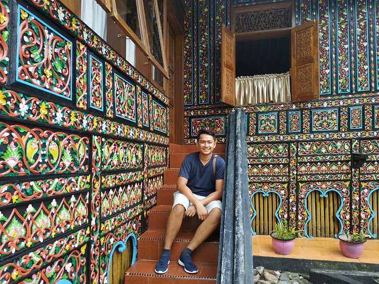 Rumah Jusuf Kalla Lintau Buo