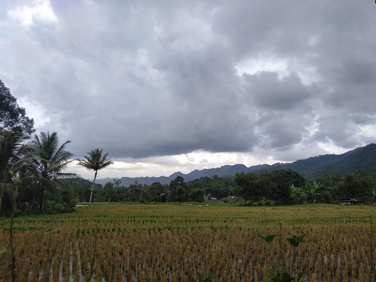 Lintau Buo, Kecamatan yang dikelilingi oleh Gunung yang Menjulang