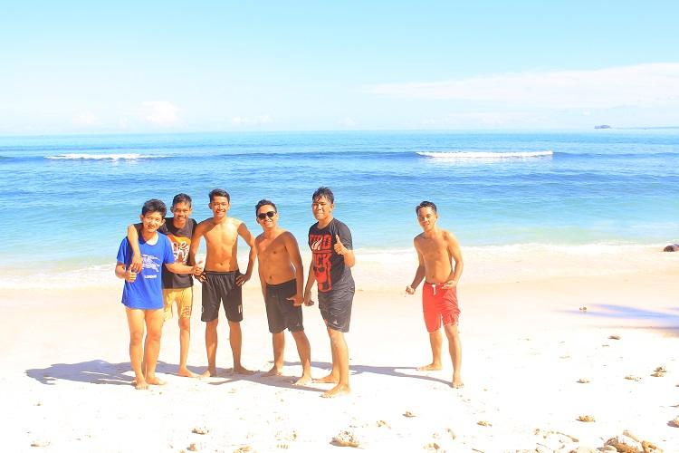 Pantai Angso Duo Pariaman